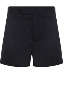 Хлопковые мини-шорты с карманами Polo Ralph Lauren