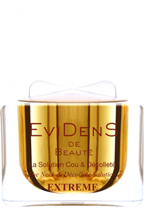 Концентрат для шеи и декольте EviDenS de Beaute