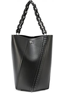 Кожаная сумка Hex Medium с косметичкой Proenza Schouler