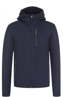 Утепленная куртка на молнии с капюшоном Parajumpers