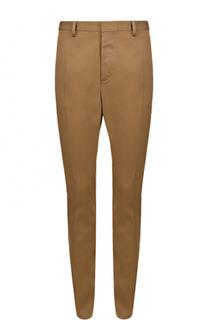 Хлопковые брюки чинос Dsquared2