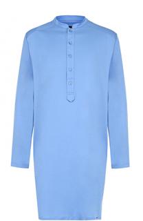 Хлопковая ночная сорочка Hanro
