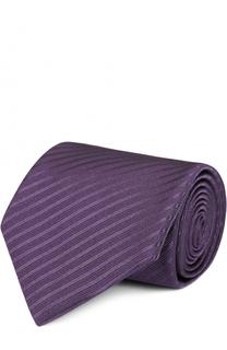 Шелковый галстук в полоску Pal Zileri