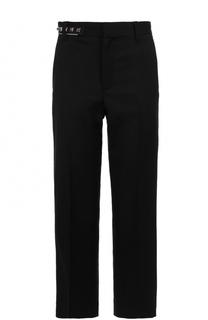 Укороченные расклешенные брюки со стрелками Marc Jacobs