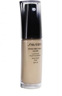 Тональное средство-флюид Synchro Skin, Golden 2 Shiseido