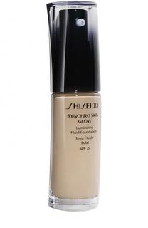 Тональное средство-флюид Synchro Skin, Rose 3 Shiseido