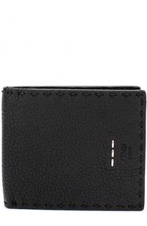 Кожаное портмоне Selleria с отделениями для кредитных карт Fendi
