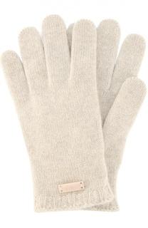 Кашемировые перчатки Armani Collezioni