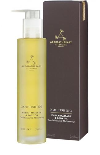 Увлажняющее обогащенное питательное масло для тела Aromatherapy Associates