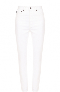 Зауженные джинсы с завышенной талией Marc Jacobs