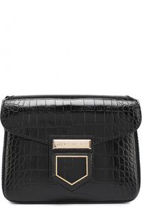 Сумка Nobile mini с тиснением под крокодила Givenchy
