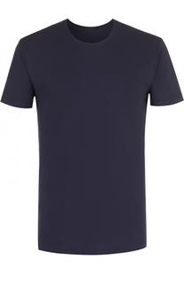 Хлопковая футболка с круглым вырезом La Perla