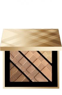 Палетка теней для век Complete Eye Palette, оттенок 28 Gold Shimmer Burberry