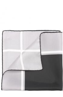 Шелковый платок с принтом Tom Ford