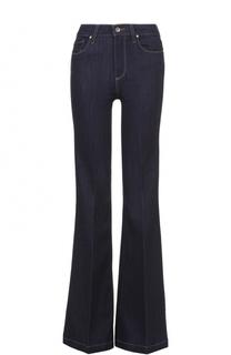Расклешенные джинсы со стрелками Paige