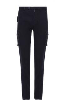 Хлопковые брюки карго Kiton