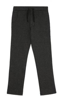 Хлопковые спортивные брюки Jean Paul Gaultier