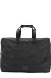 Дорожная сумка с принтом Valentino