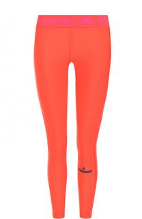 Спортивные леггинсы с логотипом бренда Adidas by Stella McCartney