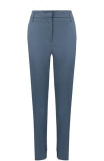 Укороченные брюки прямого кроя со стрелками Dorothee Schumacher