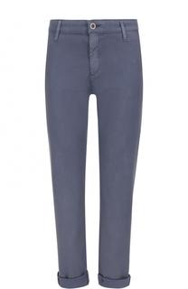 Хлопковые брюки прямого кроя Ag