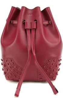Сумка Small Wave Bucket Tod's Tods