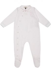 Пижама из хлопка Giorgio Armani