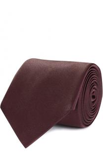 Шелковый галстук Canali