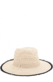 Шляпа с необработанными краями Inverni