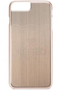 Чехол для iPhone 6 Plus с отделкой металлом Kenzo