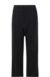 Широкие брюки прямого кроя Vetements