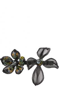 Заколка с цветочным декором Colette Malouf