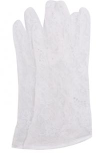 Перчатки из кружева Sermoneta Gloves