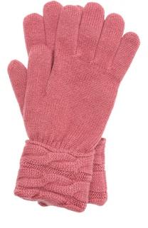 Вязаные перчатки из кашемира Kashja` Cashmere