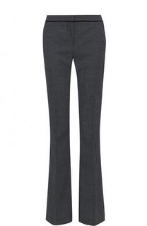 Расклешенные брюки со стрелками и карманами BOSS
