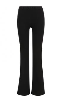 Расклешенные брюки с эластичным поясом Deha
