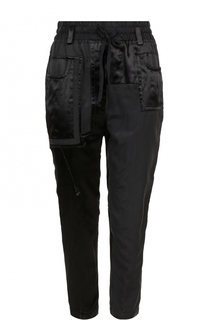 Укороченные брюки с эластичным поясом Haider Ackermann
