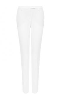 Укороченные брюки прямого кроя со стрелками Windsor