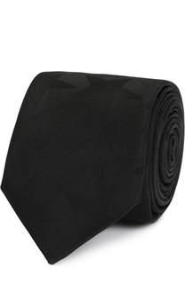 Шелковый галстук с принтом Camustars Valentino