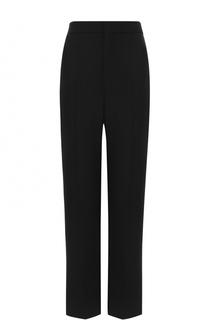 Укороченные брюки прямого кроя со стрелками Balenciaga