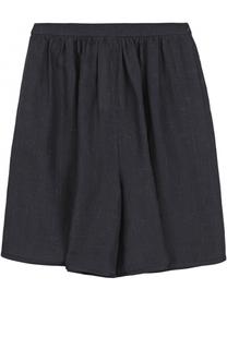 Мини-шорты с карманами Giorgio Armani