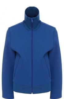 Куртка с воротником-стойкой и разрезами на рукавах Balenciaga