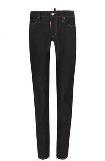 Однотонные джинсы-скинни Dsquared2