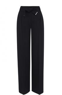 Широкие брюки со стрелками и карманами Giorgio Armani