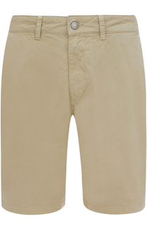 Хлопковые шорты с карманами 7 For All Mankind