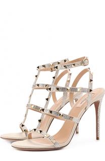 Босоножки Rockstud Glam на шпильке Valentino