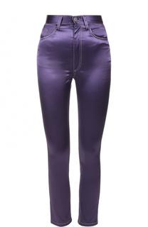 Укороченные брюки-скинни Marc Jacobs