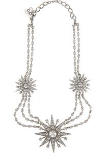 Колье с кристаллами Swarovski Oscar de la Renta