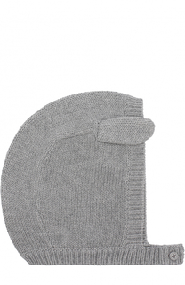 Вязаная шапка с декором Stella McCartney