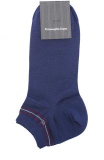 Хлопковые носки Ermenegildo Zegna